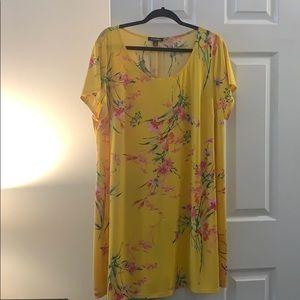 Roz & Ali flower dress
